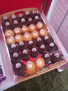 Cakes !! Thanks to Nadia Felgate (New Suffolk College)